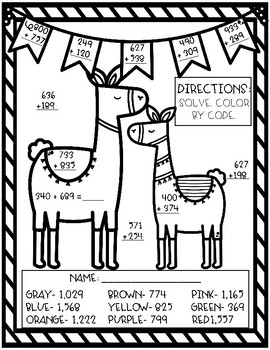 Llama 3 Digit Addition