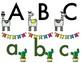 Llama Alphabet Letter Cards