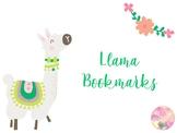 Llama Bookmarks