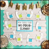 Llama Bulletin Board | Back to School Bulletin Board