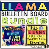 Llama Bulletin Board Bundle