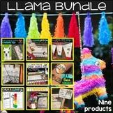 Llama Bundle for School Counselors and Teachers