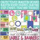 Llama Classroom Decor | Llama Decor | Editable Growing Bundle