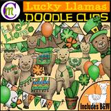 Llama Clipart: Lucky Llamas