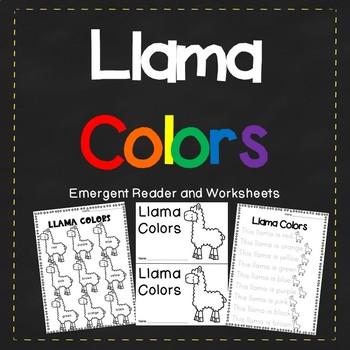 Llama Colors