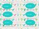 Llama Crayon Box Labels