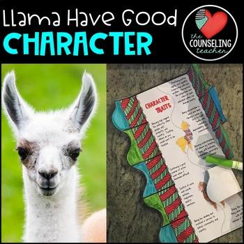 Character Traits Flipbook and Presentation