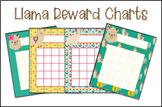 Llama Incentive Reward Charts