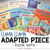 Llama Llama Adapted Piece Book Set [18 book sets included!]