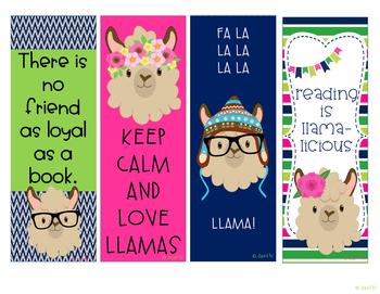 Llama Llama  Classroom Decor Set