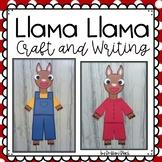 Llama Llama Red Pajama Craft Activities
