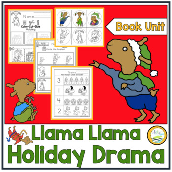 Llama Llama Holiday Drama Book Unit