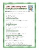 Llama Llama Holiday Drama: Reading Assessment--Multiple Choice Test