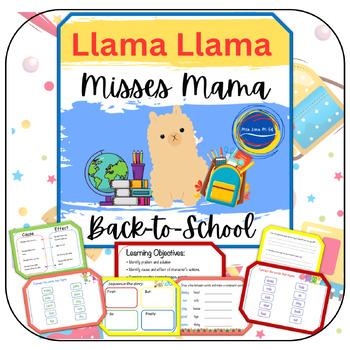 Llama Llama Misses Mama - Lesson Plan