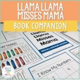 Llama Llama Misses Mama {Literacy and Math Pack}