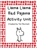 Llama Llama Red Pajama Activity Unit