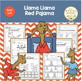 Llama Llama Red Pajama Book Unit