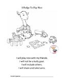 Llama Llama and The Bully Goat: Pledge to Play Nice
