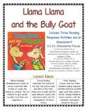 Llama Llama and the Bully Goat Reading Comprehension (CCSS