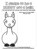 Llama Llama and the Bully Goat Worksheet