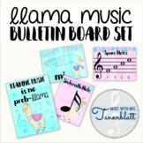 Llama Music Bulletin Board
