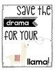 Llama, Sun, Peach, Rainbow, Unicorn, AND MORE Printable Signs (Freebie!)
