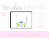 Llama Teacher Digital Planner for Goodnotes | Teacher Planner | Digital Planner