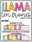 Llama Ten Frames
