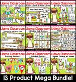 Llama Classroom Decor Mega Bundle