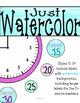 Llama Theme Clock Labels: Perfect for Your Llama Classroom Decor (Watercolor)