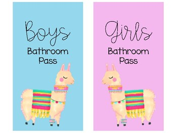 Llama Theme Pass
