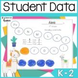 Llama Themed Data Binders
