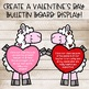 Llama Valentine's Day Bulletin Board Display
