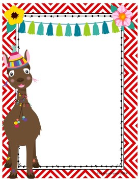 Llama and Alpaca Classroom Theme Labels, Signs, and Posters **editable**