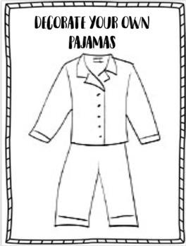 Llamas in Pajamas Worksheet Pack