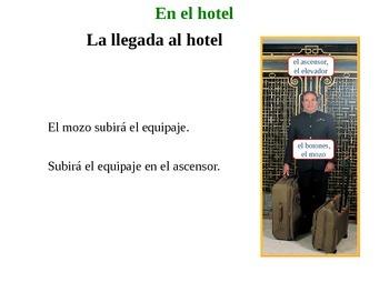 Llegada al hotel