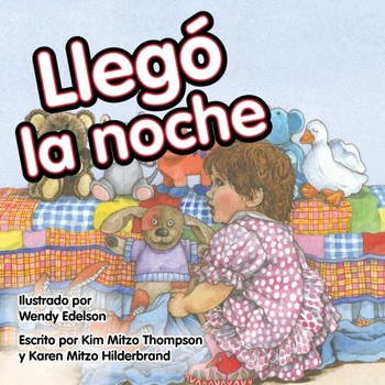Llego La Noche eBook & Read-Along Audio