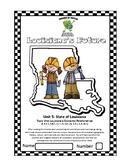 Louisiana's Economy  Booklet 18 - Louisiana's Economic Relationships