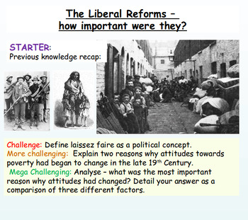 Lloyd George and The Liberals