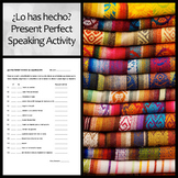 ¿Lo has hecho? Partner Present Perfect Spanish Activity