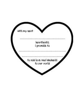 LoVe CouNts Valentine's Day lesson on Empathy using multiplication skills