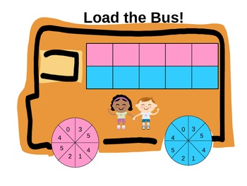 Load The Bus - Addition to 10