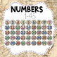 Loads of Labels - Circle Number Labels on Map Backgrounds