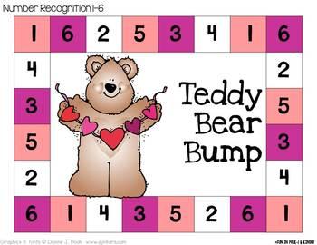 Loads of Love: Valentine's Math Stations for PreK & Kindergarten (CC Aligned)