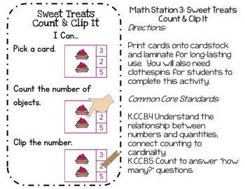 Loads of Love: Valentine's Math Stations for PreK & Kindergarten (CC Aligned)