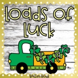 Loads of Luck St. Patrick's Day Bulletin Board Activities