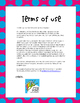 Lob's Girl by Jane Aiken Test with data sheets and study guide