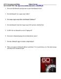 Lobbying - Jack Abramoff 60 Minutes Video Questions