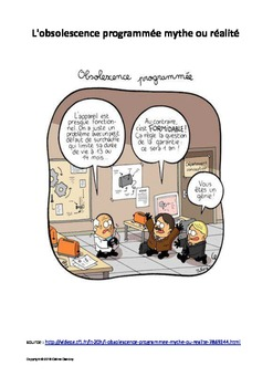 L'obsolescence programmee