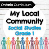 Local Communities - A First Grade Social Studies Unit